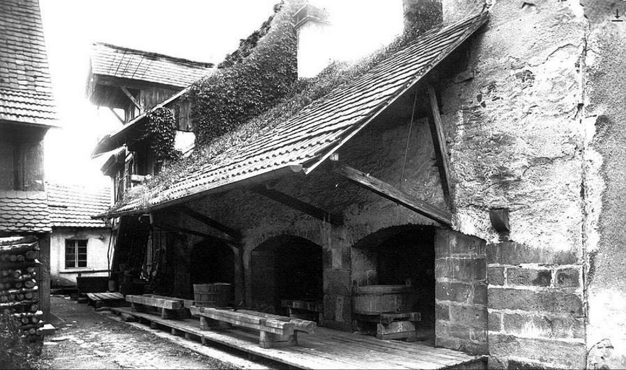 Alte Waschkuche Stadt Zell Am Harmersbach
