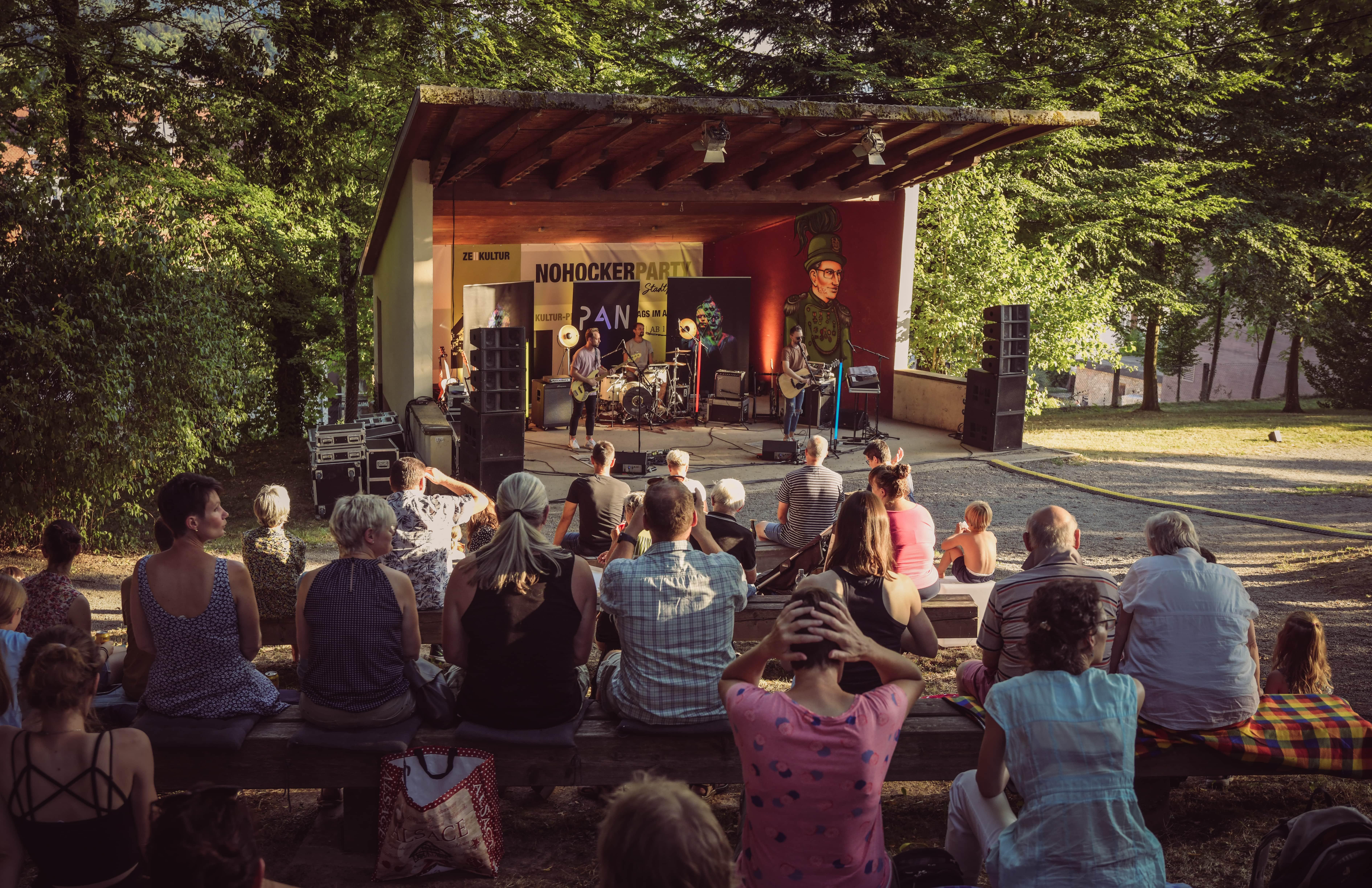 Nohocker Party Stadt Zell Am Harmersbach