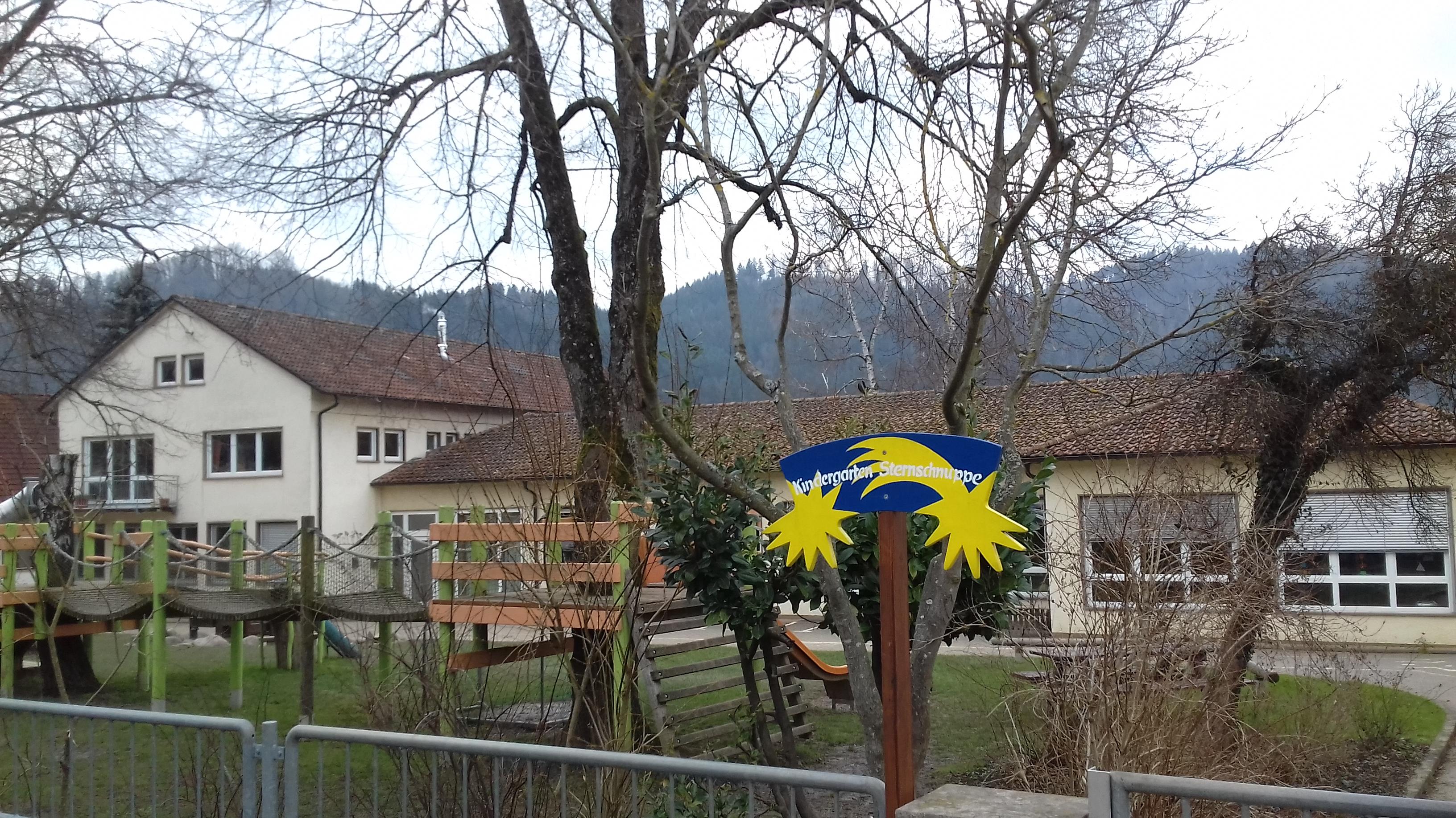 Sternschnuppe Stadt Zell Am Harmersbach